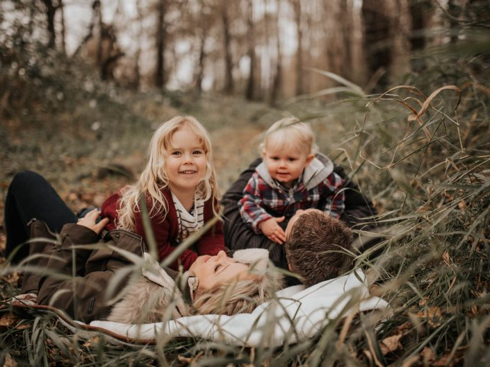 Autumn Family Time in the Valley | Family Photoshoot
