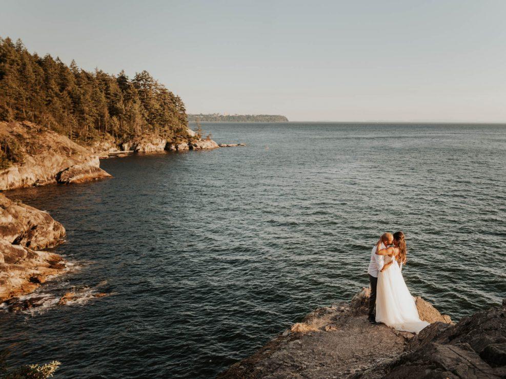 Kate Paterson Photography Vancouver BC West Coast Elopement