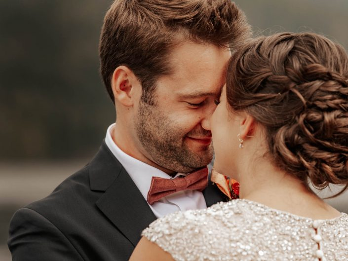 Kate Paterson Photography West Coast Wilderness Lodge Elopement Photographer