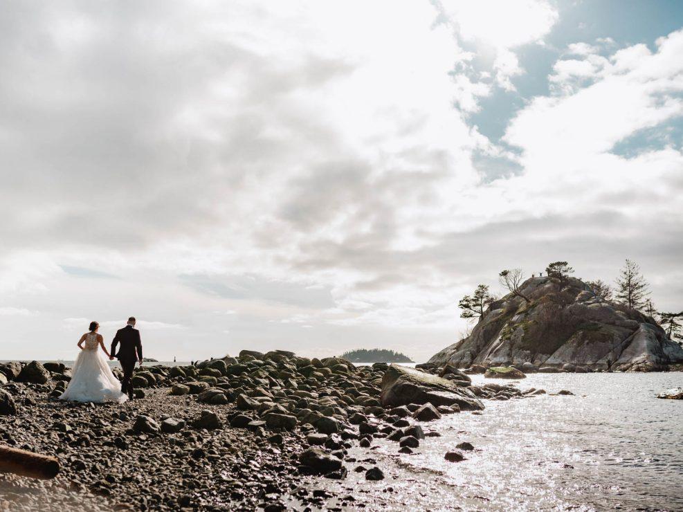 Kate Paterson Photography West Vancouver Whytcliff Park BC Elopement Photographer