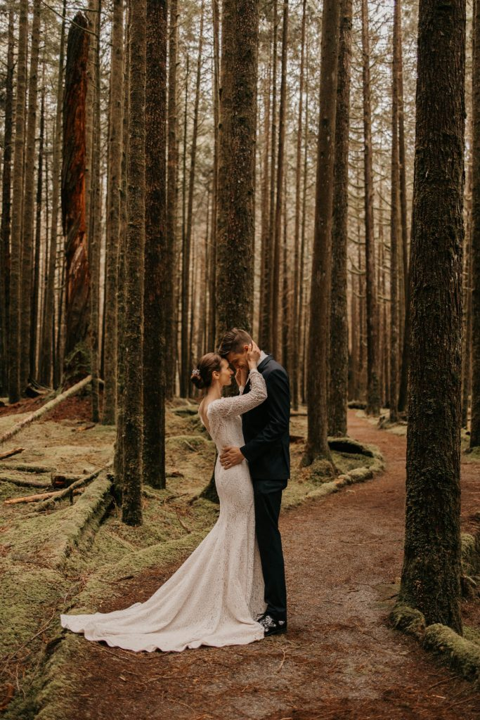 Kate Paterson Photography Intimate Covid Elopeement Maple Ridge Fraser Valley BC